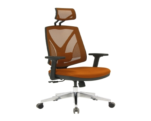 Bellina Mesh Chair with headset