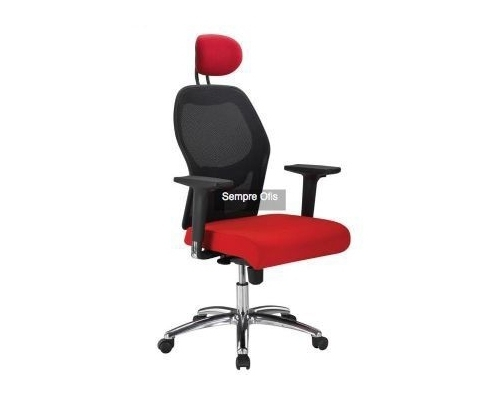 Bianco Fileli Manager Chair