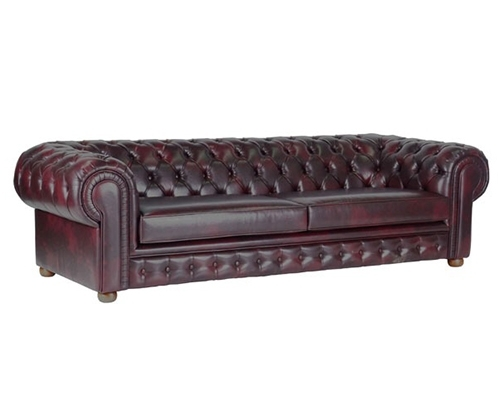 Chesterfield Triple Sofa
