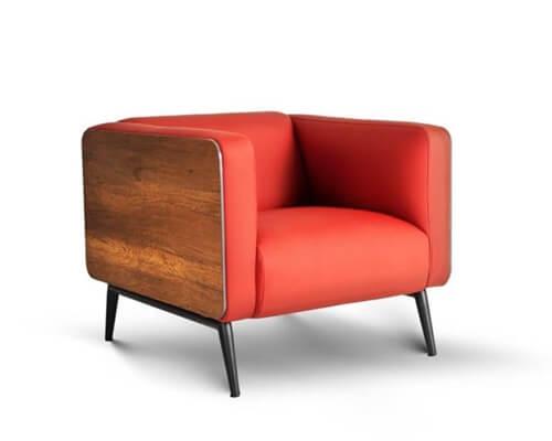 Con Single Sofa
