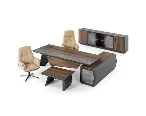 Ellipse Table Set