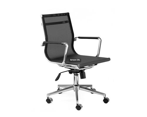 Flora Mesh Chair Work