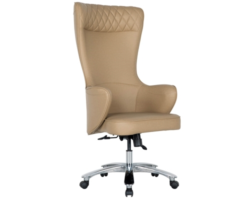 Conf Embroidered Executive Chair