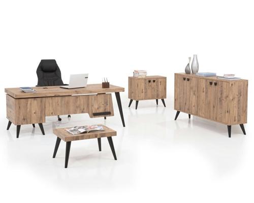 Kütük Executive Desk