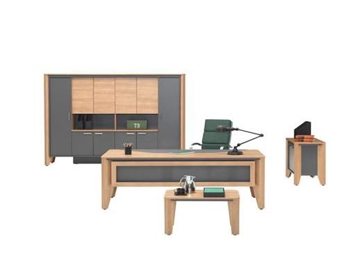 Posh Table Set (High Cabinet)