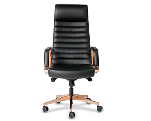 Rose Copper Executive Chair