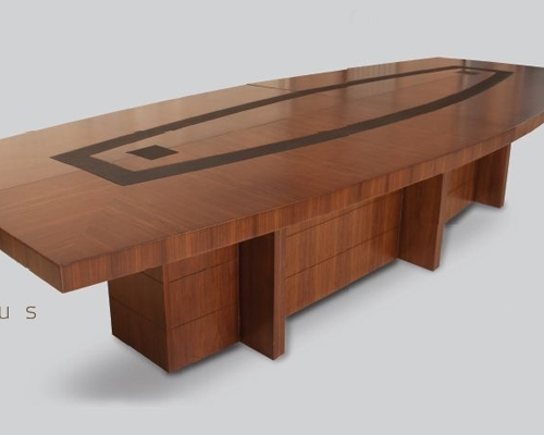 Status Polished Meeting Table