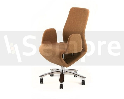Toronto Work Chair (Brown)